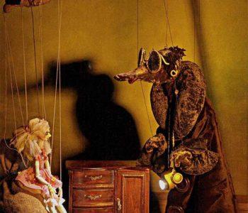 Calineczka –Spektakl na fortepian i marionetkę