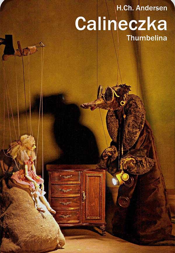 Calineczka - Spektakl na fortepian i marionetkę