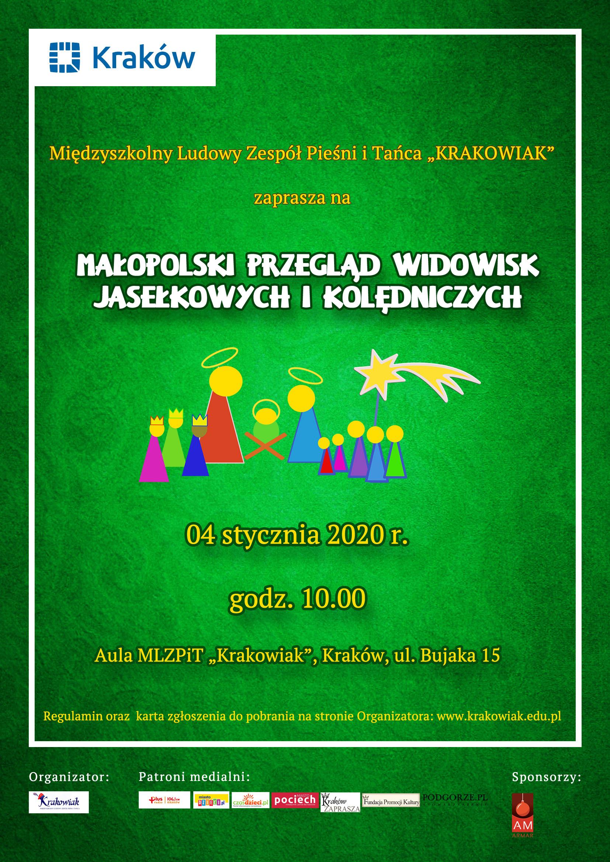 Małopolski Przegląd Widowisk Jasełkowych i Kolędniczych