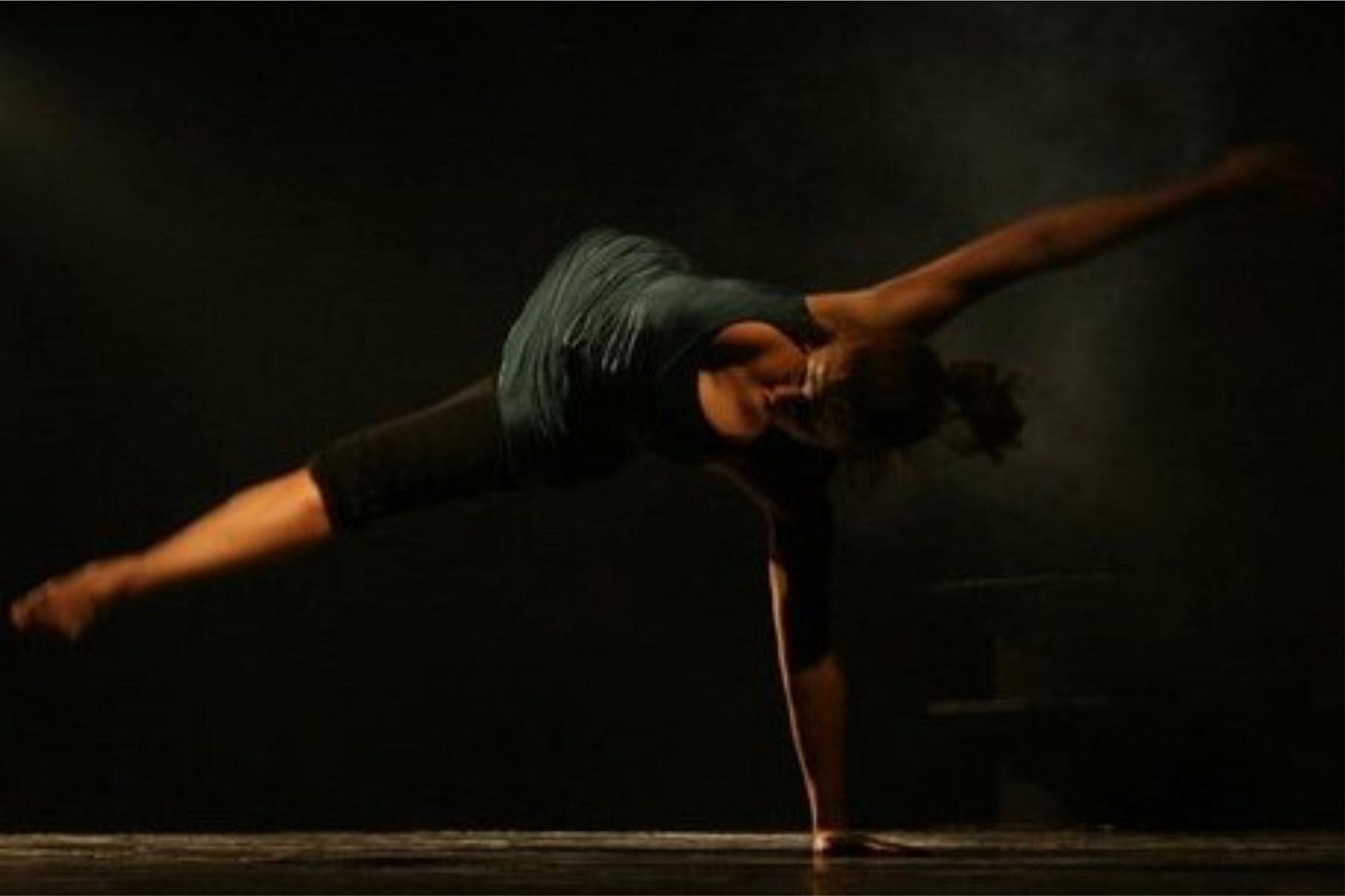 Warsztaty tańca współczesnego z Sabiną Pyką