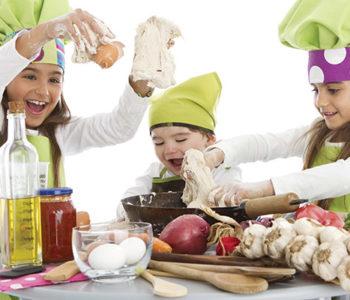 Foot on Food – gotujemy po angielsku