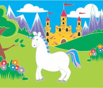 Uratuj jednorożca – multisensoryczny angielski dla 1-5 latków