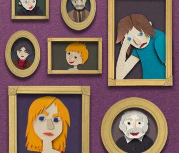 Tajemnicze portrety – warsztaty dla dzieci w wieku 6-9 lat