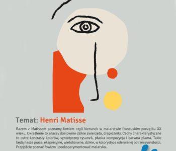 Wehikuł sztuki: Henri Matisse