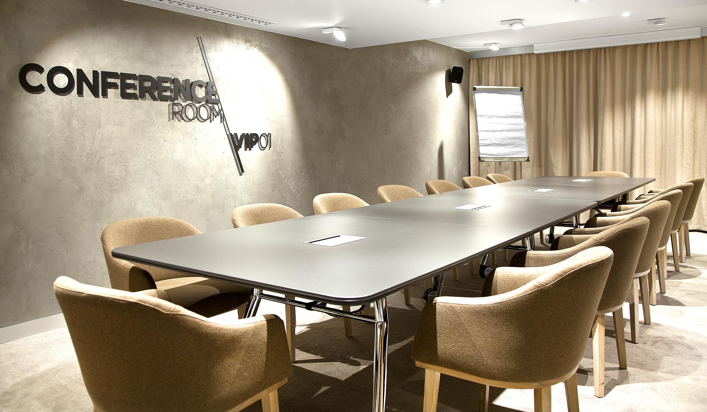 Sala konferencyjna w Ilonn Hotel