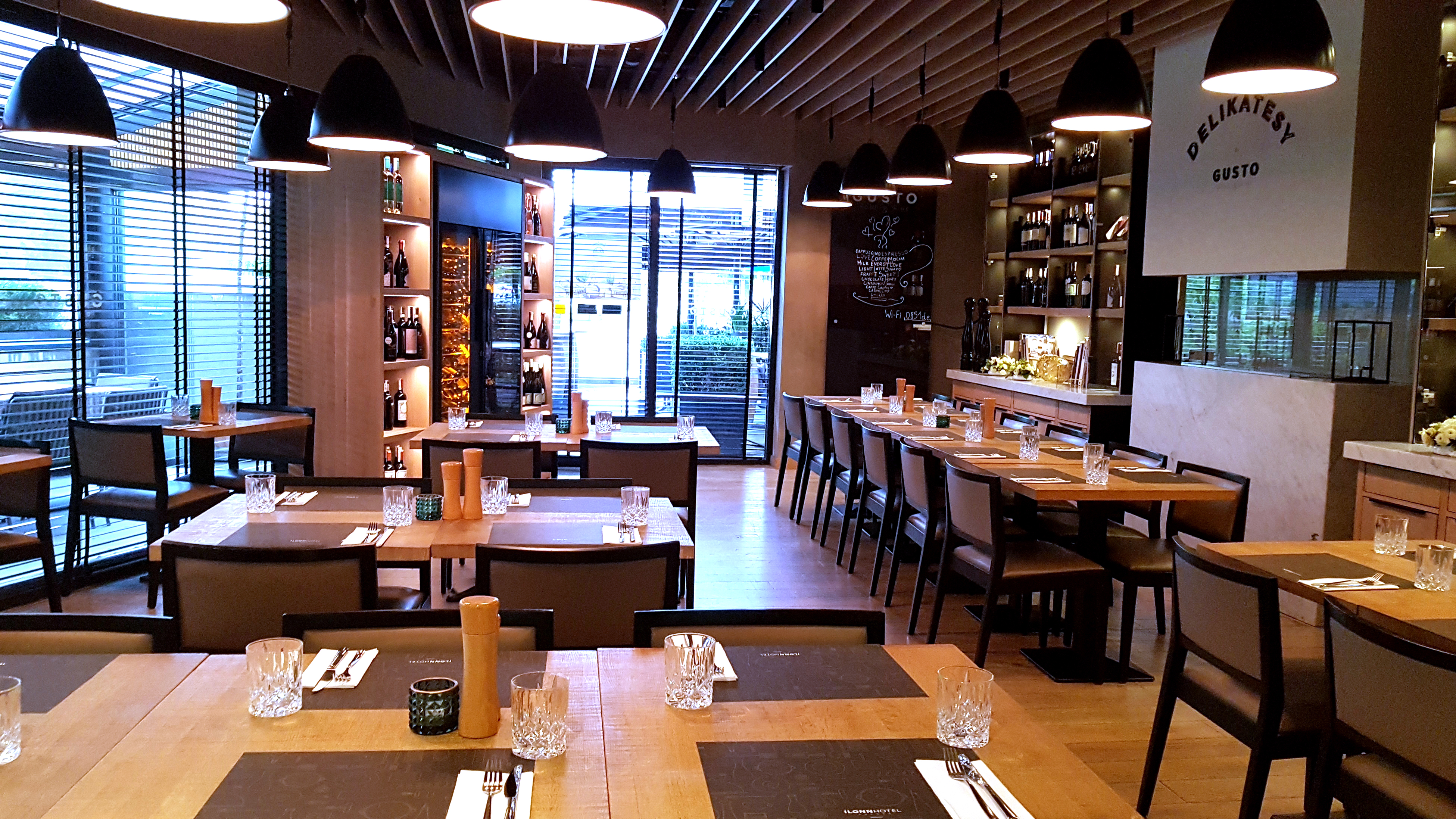 Restauracja Gusto w Ilonn Hotel