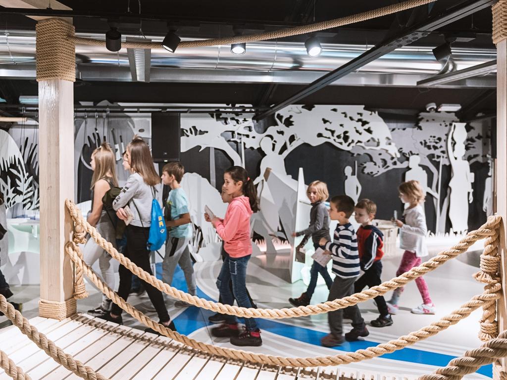 Zwierzotropy. Czy zwierzęta tańczą? Warsztaty dla rodzin z dziećmi. Katowice