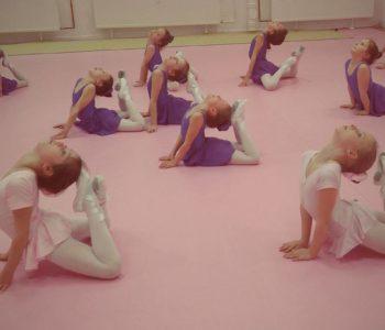Nabór na rok szkolny 2020/2021 - Balet i akrobatyka dla dzieci