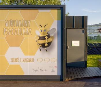 Zostań wirtualnym pszczelarzem i poznaj życie pszczół