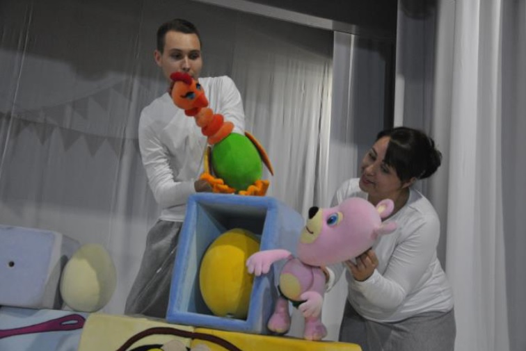 Spektakl dla najmłodszych: Tymoteusz i Psiuńcio. Siemianowice Śląskie