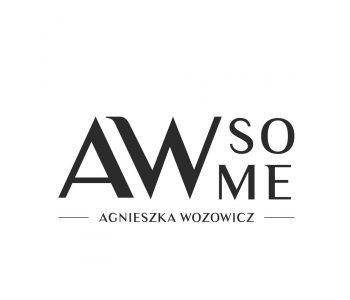 AWsoME Agnieszka Wozowicz logo