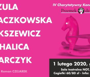 IV Charytatywny Koncert Gwiazd Przemek Dzieciom