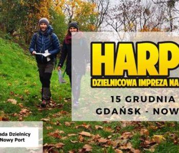 Harpuś – z mapą do Nowego Portu