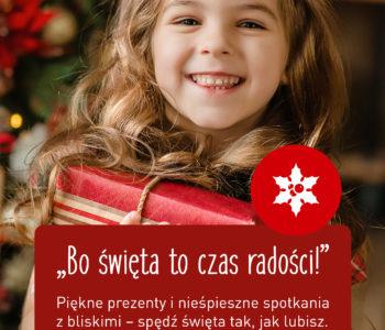 Mikołajki i Boże Narodzenie w Alfa Centrum Gdańsk