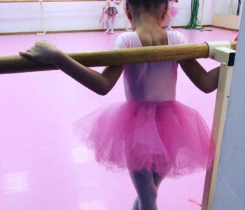 Nabór do dziecięcych grup baletowych
