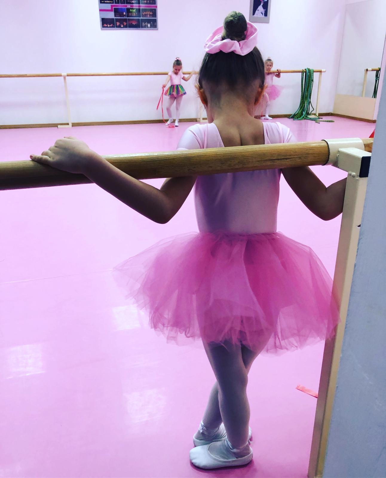 Nabór do dziecięcych grup baletowych. Nowe grupy Balet Mini
