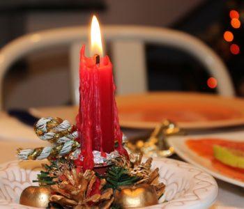 Świąteczne warsztaty – Zdobienie świec
