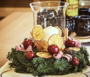 Warsztaty świątecznych stroików