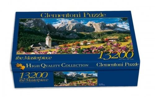 Clementoni-Puzzle-13200el-Sellagruppe-Dolomiten