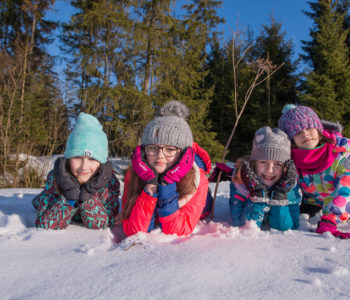 Zimowiska dla dziewczynek 7-12 lat w Tatrach