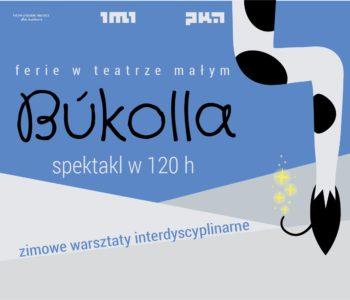 Zimowe warsztaty interdyscyplinarne: Bukolia – spektakl w 120 godzin. Tychy