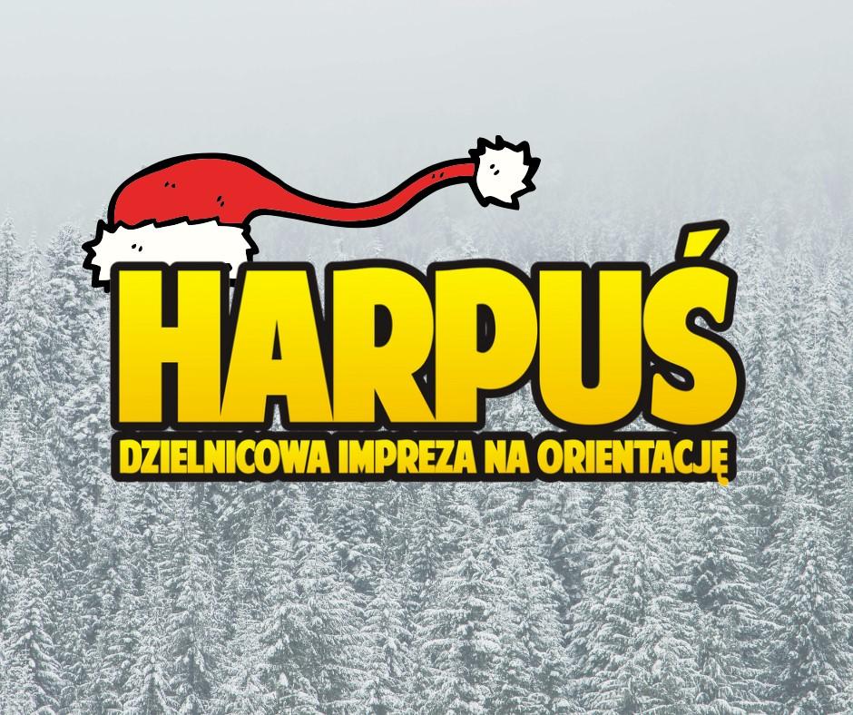 Harpuś - z mapą na Jasień!
