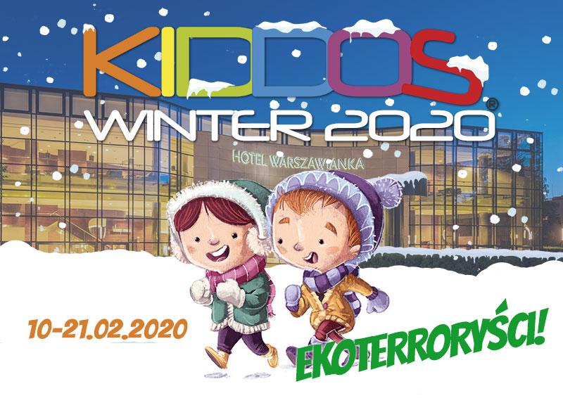 Kiddos Winter 2019 - Ferie zimowe