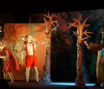 Spektakl: Nowe przygody Koziołka Matołka