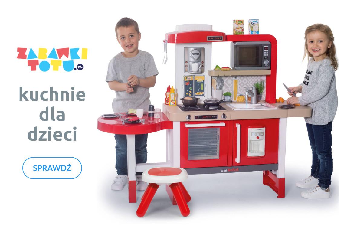 kuchnie dla dzieci – kuchnia zabawkowa – zabawkitotu-pl
