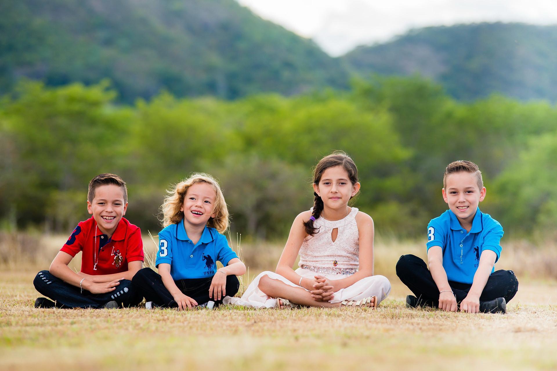 Zabawy ruchowe dla dzieci w szkole i przedszkolu