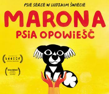 Marona – psia opowieść. Czego zwierzęta mogą nauczyć nas o człowieczeństwie.