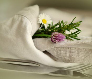 Świąteczne warsztaty – Składanie serwetek i serwetniki