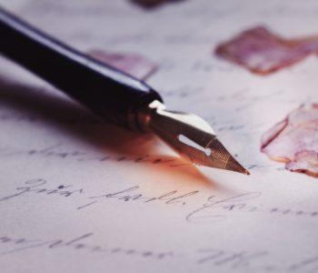 Odręcznie prosto z serca – warsztaty sztuki kaligrafii