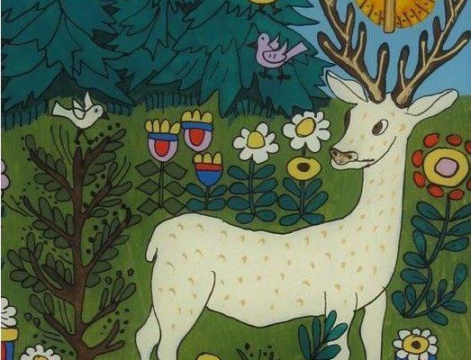 Rekord z jeleniem - warsztaty