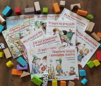 Pomocne elfy opinie o serii książek dla dzieci
