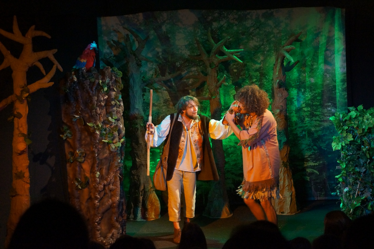 Robinson Crusoe - spektakl