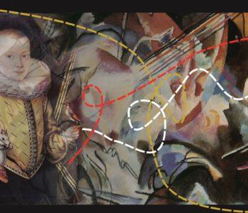 Z cyklu: Na szlaku sztuki. Spotkanie ósme: Action painting, dripping. Gliwice