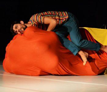 Kształty - spektakl teatru tańca dla najmłodszych. Rybnik