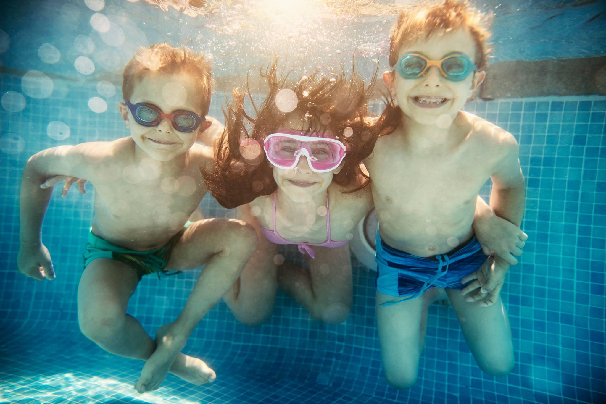 Zimowo - wiosenny kurs pływania!