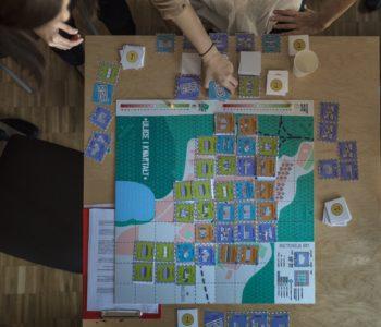Ulice i kwartały - turniej gry planszowej. Tychy