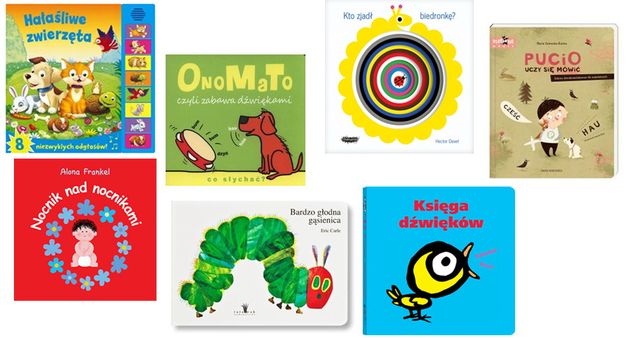 prezent na roczek jaka książka dla chłopca, jaka na roczek dla dziewczynki