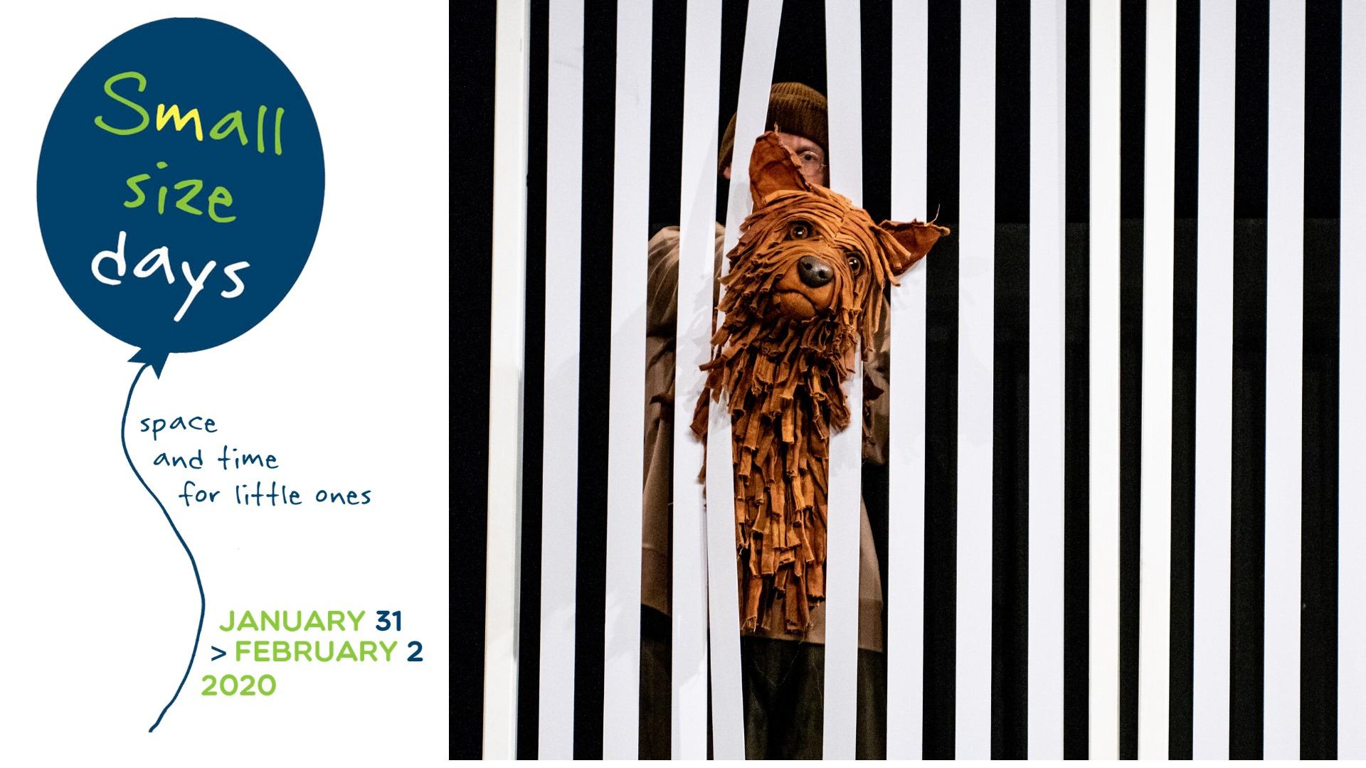 Small Size Days - międzynarodowe święto sztuki dla dzieci najnajmłodszych