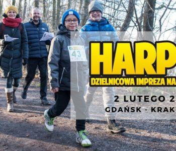 Harpuś – z mapą na Krakowiec!