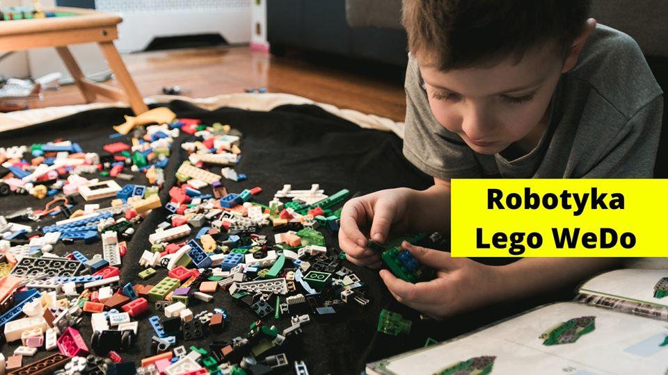 Robotyka Lego WeDo i Mindstorms - warsztaty
