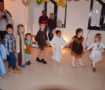 Bal karnawałowy dla dzieci: Witajcie w naszej bajce