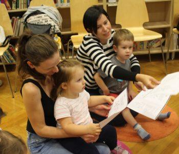 Biblioteczna Akademia Malucha – Buty