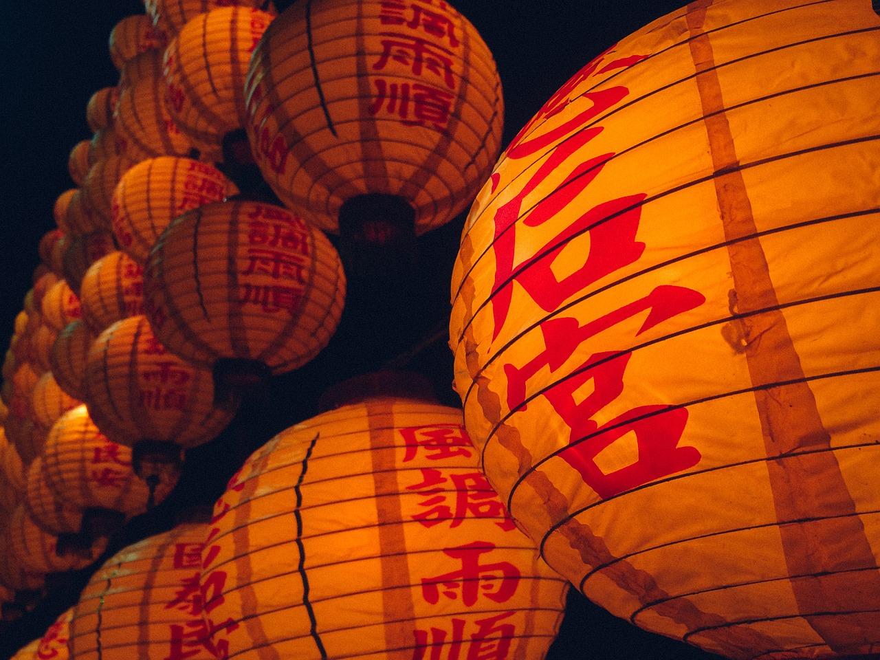 Leniwa niedziela z... chińskim nowym rokiem