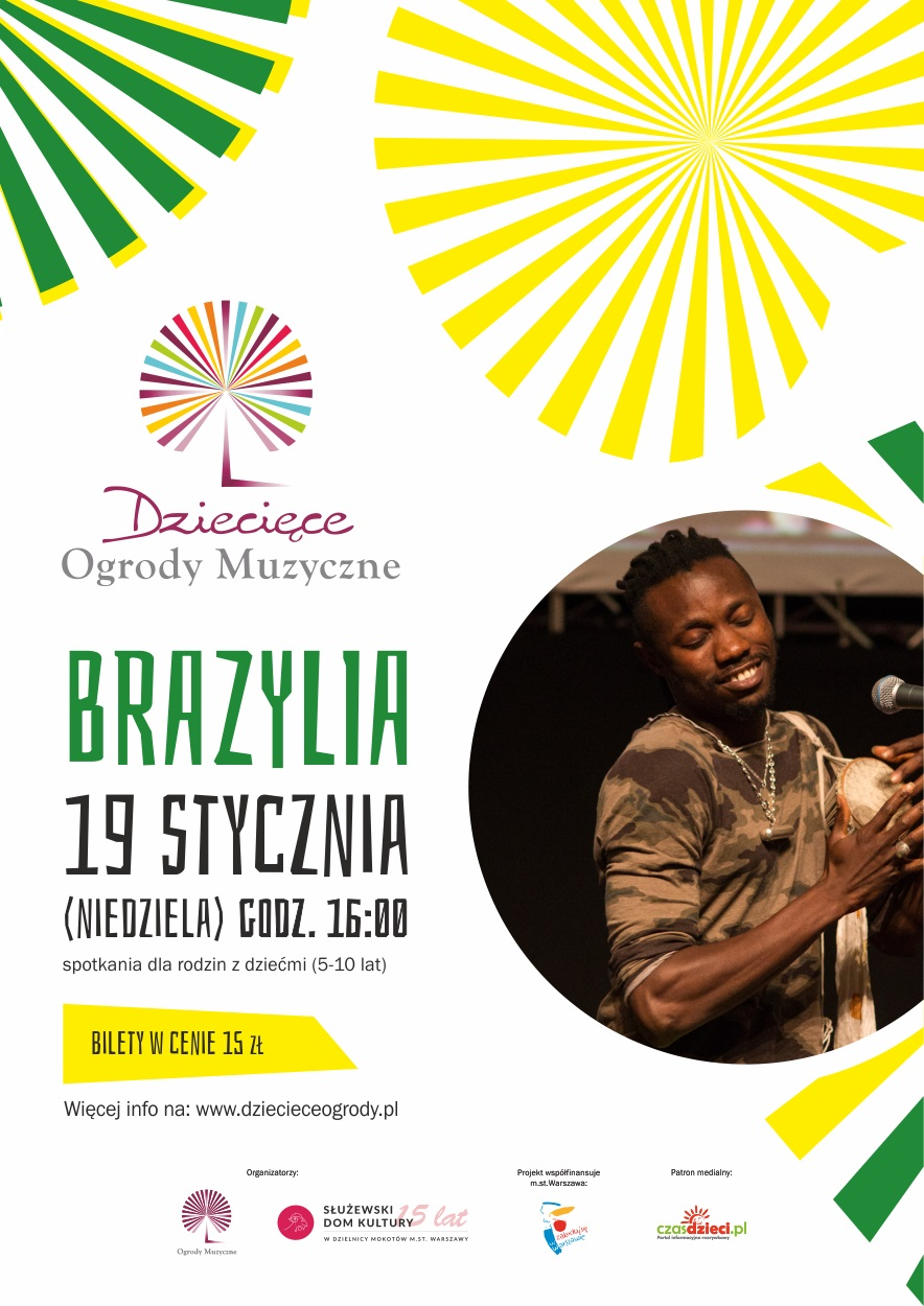 Dziecięce Ogrody Muzyczne – Brazylia