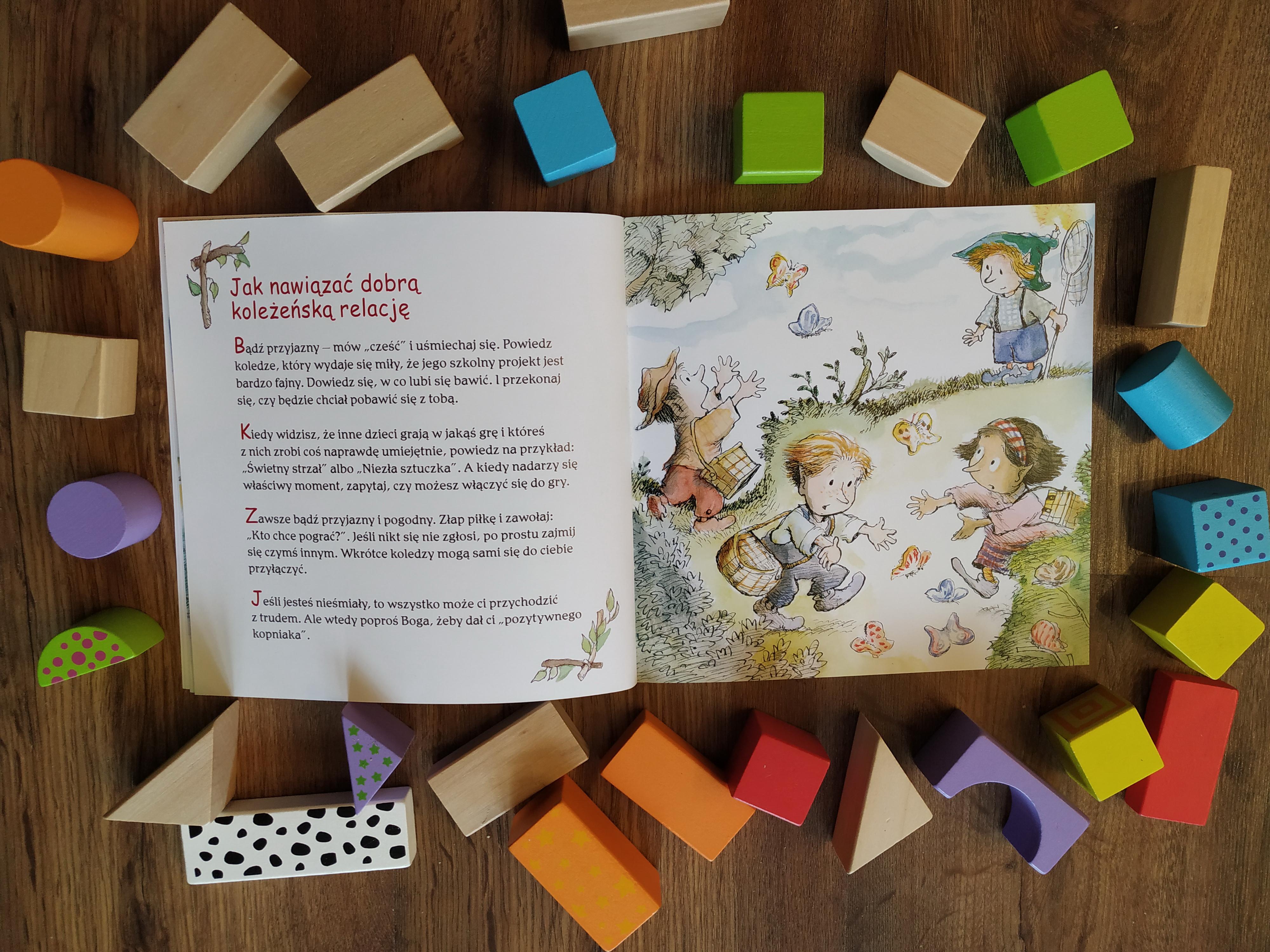 Pomocne elfy książki dla dzieci opinia czy warto