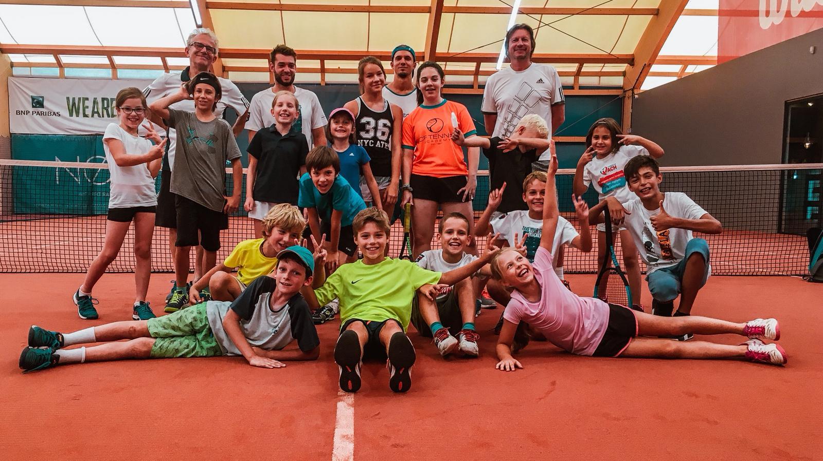 Ferie z Tenisem w Fame Sport Club